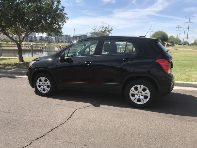 Chevrolet Trax LS ECOTEC 1.4L turbocharged 6 spd ATM FWD 2018 price $13,995