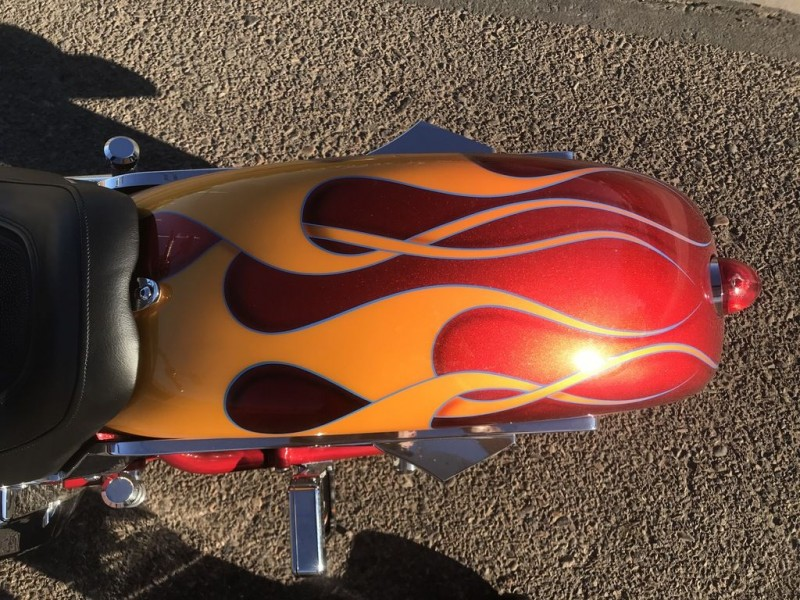 PURE STEEL CLASSIC SOFTAIL 2001 price $15,995