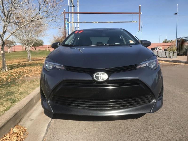 Toyota Corolla LE 1.8L 4-Cylinder (CVT) 2017 price $13,995