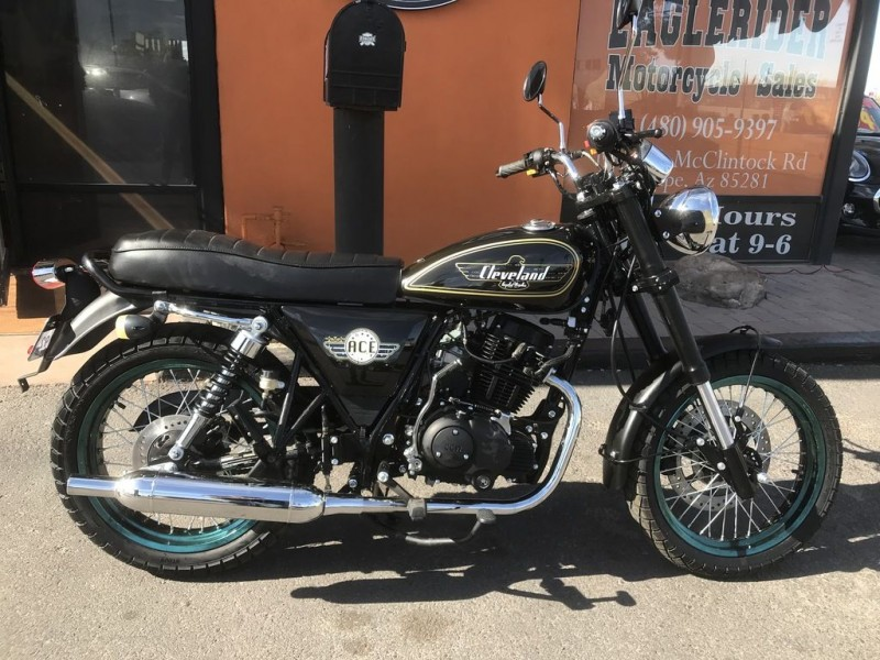 Cleveland CycleWerks Ace Deluxe 2016 price $3,495