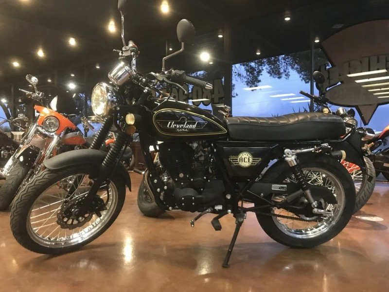 Cleveland CycleWerks Ace Standard 2016 price $3,495