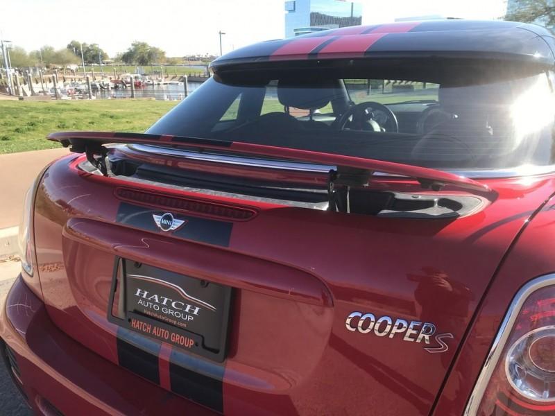 MINI COOPER S COUPE - JOHN COOPER WORKS EDITION 2013 price $14,500