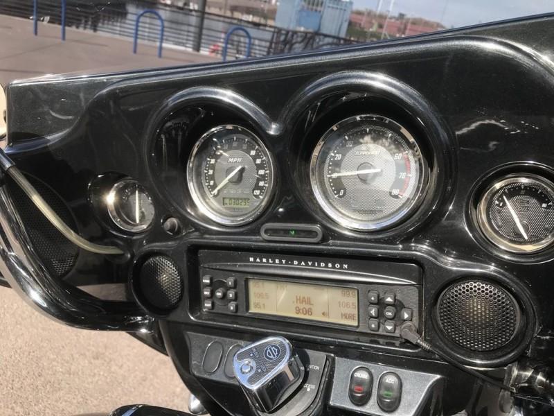 Harley-Davidson FLHXSE3 - CVO Street Glide 2012 price $18,991