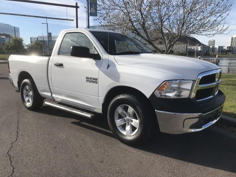 RAM 1500 REGULAR CAB 2WD 2014 price $15,991