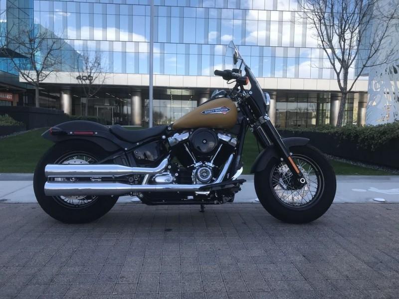 Harley-Davidson FLSL - Softail Softail Slim 2019 price Call for Pricing.