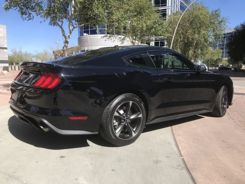 Ford Mustang EcoBoost Fastback 2019 price $25,495