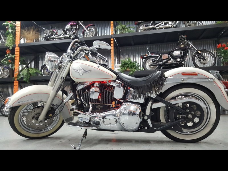 Harley-Davidson FLSTN - Heritage Softail Nostalgia Cow Glide 1994 price $10,995