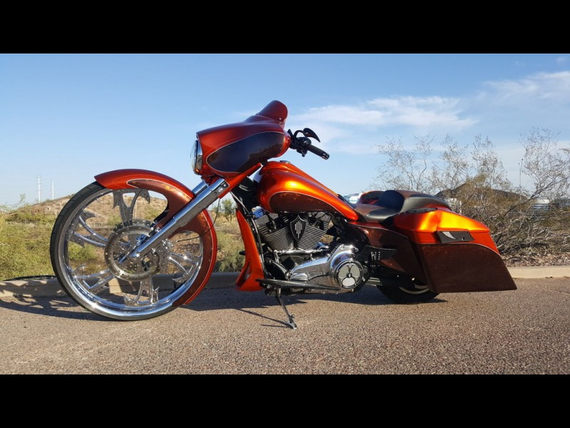 Harley-Davidson FLHTC - Electra Glide Classic 2012 price