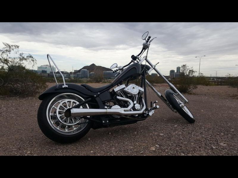 Big Dog Motorcycles Big Dog Chopper 2016 price $26,995