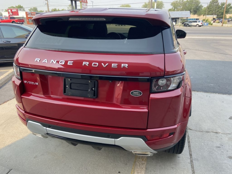 LAND ROVER RANGE ROVER EVO 2015 price $22,000