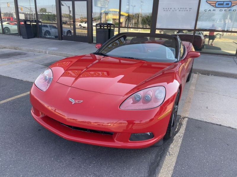 CHEVROLET CORVETTE 2005 price $15,500