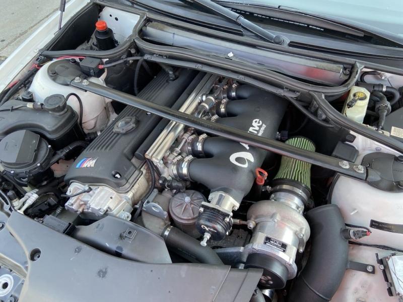 BMW M3 2003 price $27,500