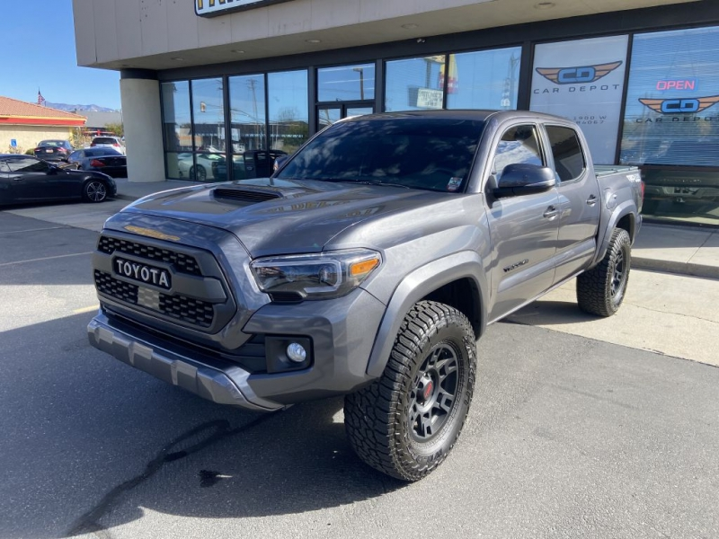 TOYOTA TACOMA 2018 price $29,995