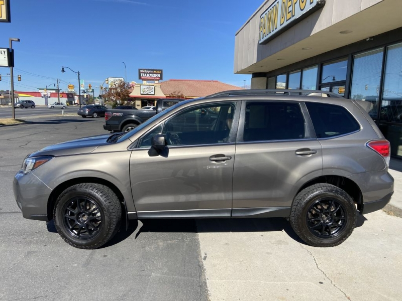 SUBARU FORESTER 2018 price $19,995