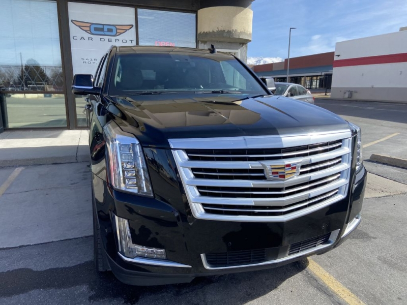 CADILLAC ESCALADE 2017 price $46,500