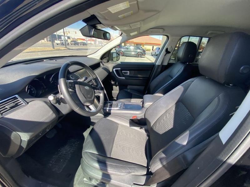 LAND ROVER DISCOVERY SPORT 2019 price $25,791