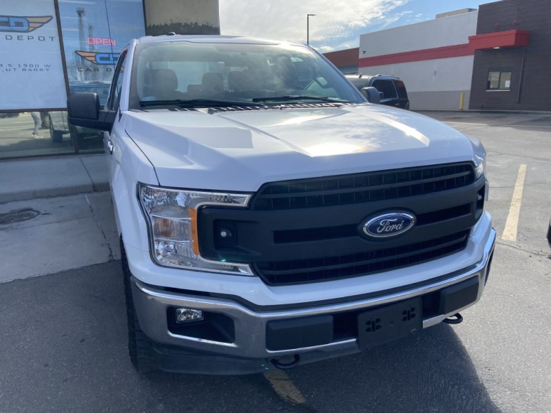 FORD F150 2018 price $28,500