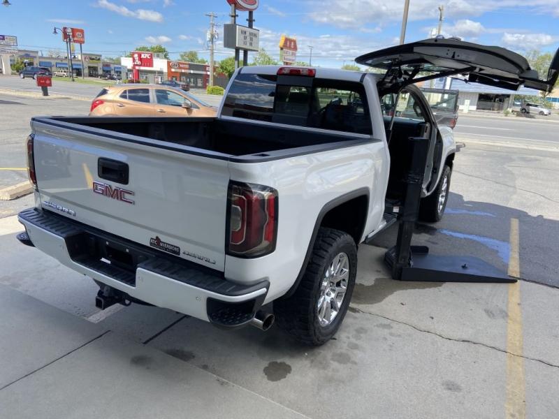 GMC SIERRA 2017 price $45,000
