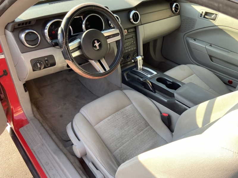FORD MUSTANG 2007 price $10,450