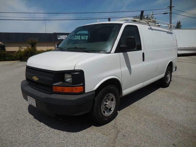 Chevrolet Express Cargo 2014 price $9,995