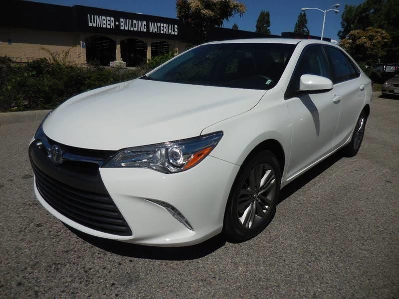 Toyota Camry 2017 price $13,850