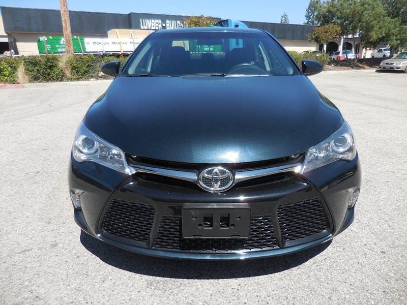 Toyota Camry 2017 price $14,988