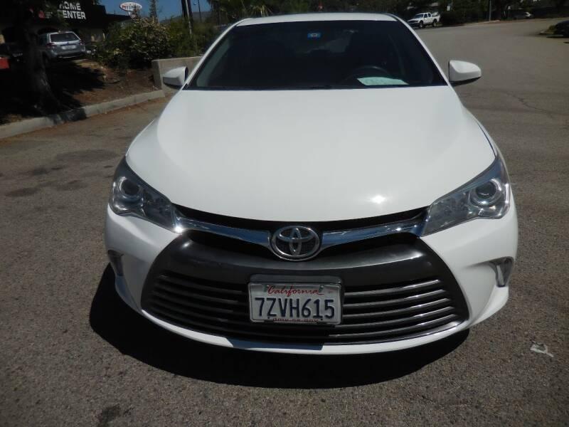 Toyota Camry 2016 price $11,995