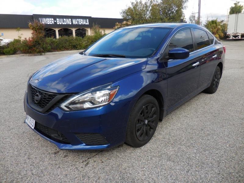 Nissan Sentra 2019 price $10,995