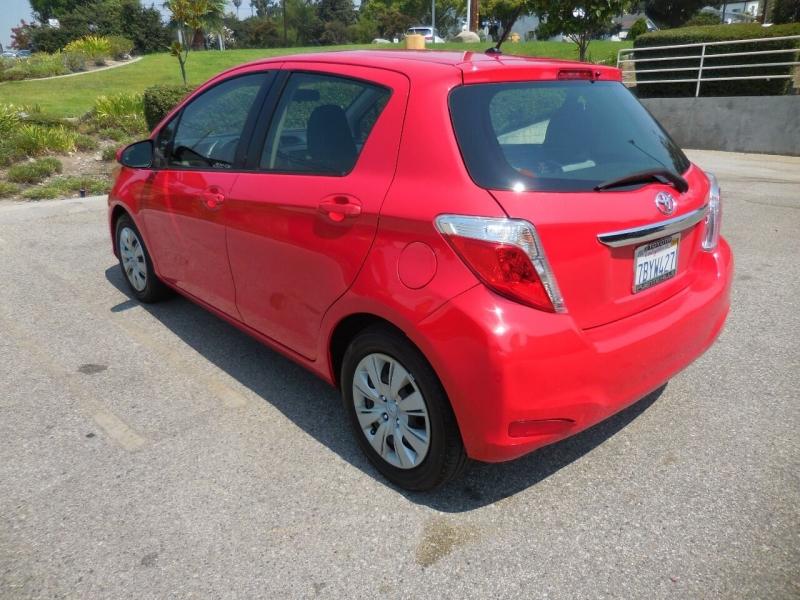Toyota Yaris 2013 price $7,995