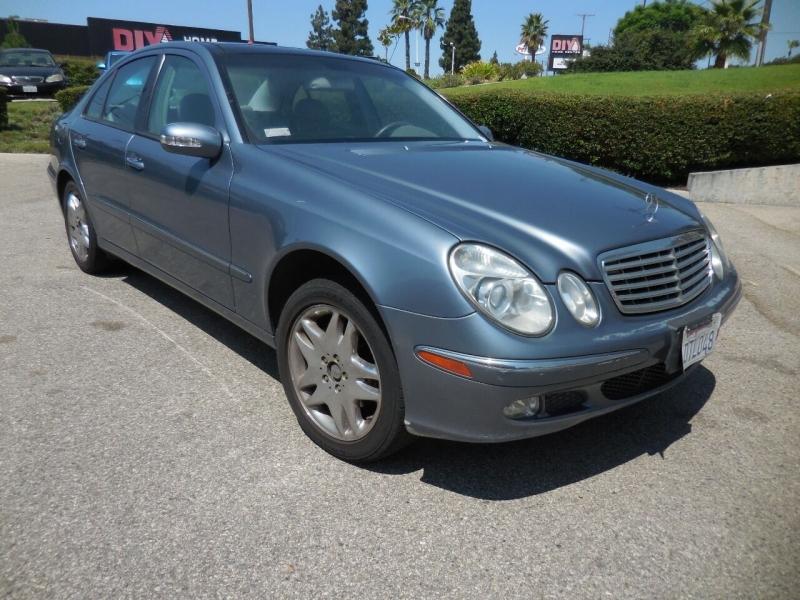 Mercedes-Benz E-Class 2004 price $6,500