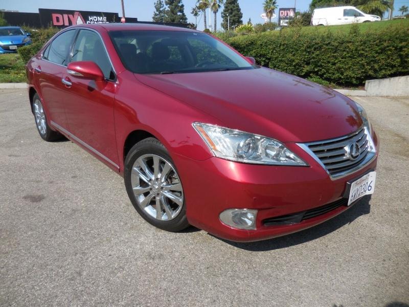 Lexus ES 350 2012 price $15,795