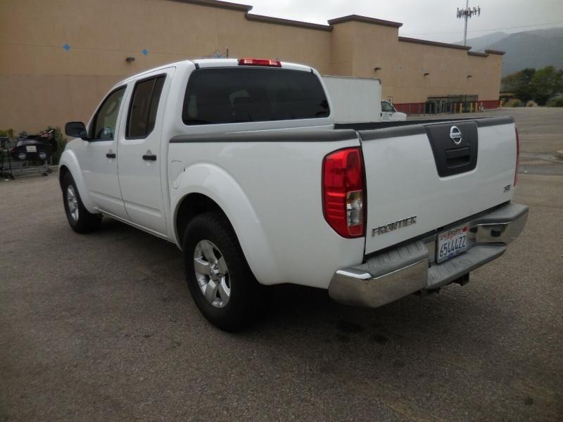 Nissan Frontier 2010 price $12,650