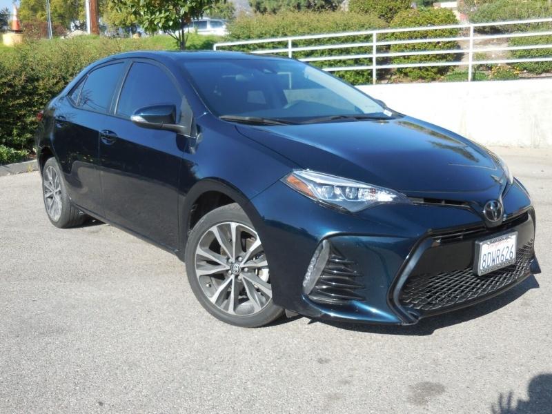 Toyota Corolla 2018 price $14,350