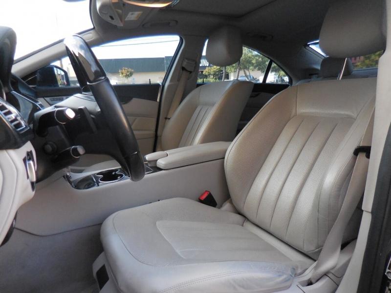 Mercedes-Benz CLS 2014 price $13,750