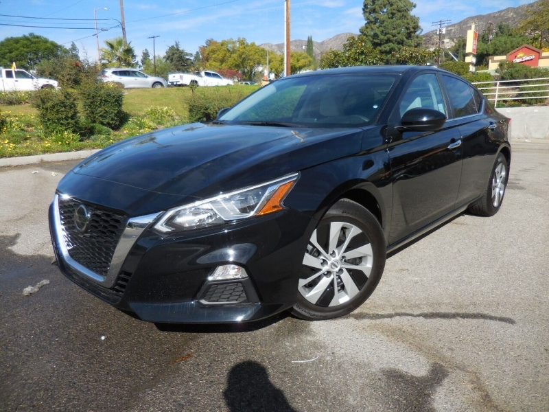 Nissan Altima 2020 price $18,650