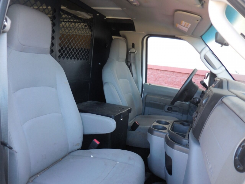 Ford E-Series Cargo 2014 price $11,895
