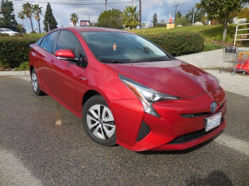 Toyota Prius 2017 price $16,650