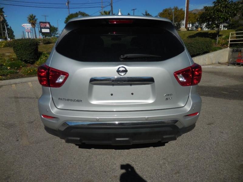 Nissan Pathfinder 2019 price $21,995