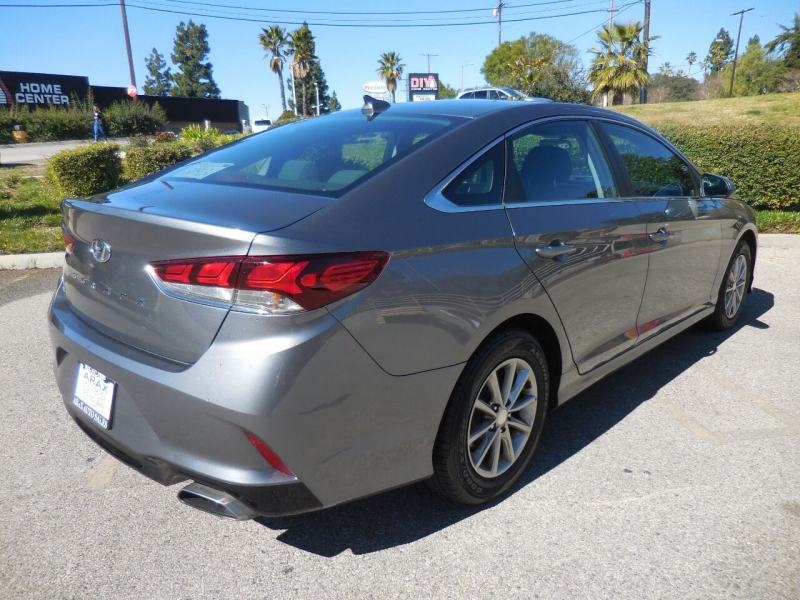 Hyundai Sonata 2018 price $10,750