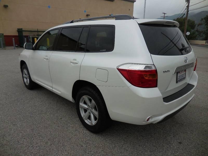 Toyota Highlander 2008 price $6,250