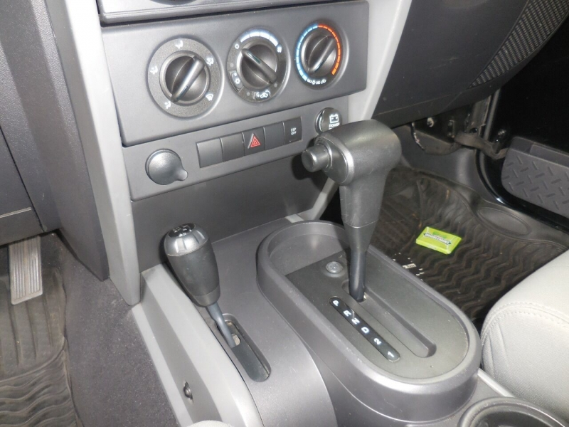 Jeep Wrangler Unlimited 2008 price $13,995