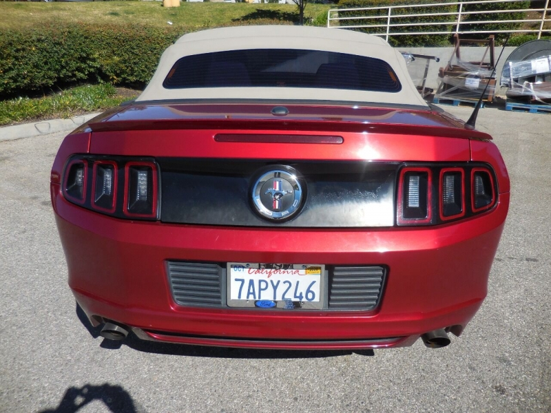 Ford Mustang 2014 price $11,595