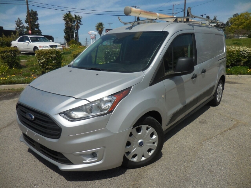 Ford Transit Connect Cargo 2019 price $18,995