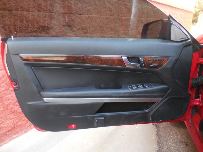 Mercedes-Benz E-Class 2012 price $8,995
