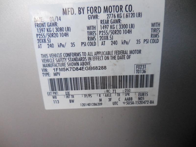 Ford Explorer 2014 price $14,995