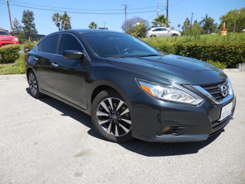 Nissan Altima 2017 price $12,988