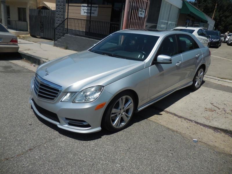 Mercedes-Benz E-Class 2013 price $13,750