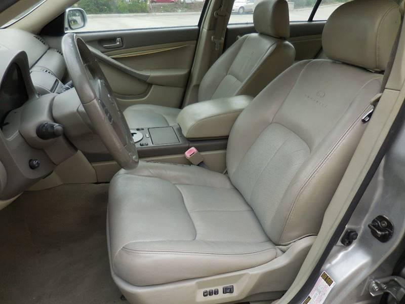 Infiniti G35 2004 price $5,495