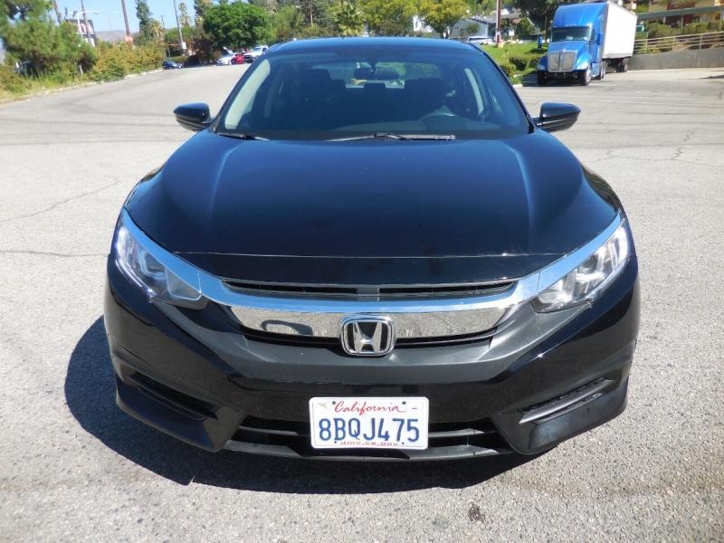 Honda Civic 2018 price $17,595