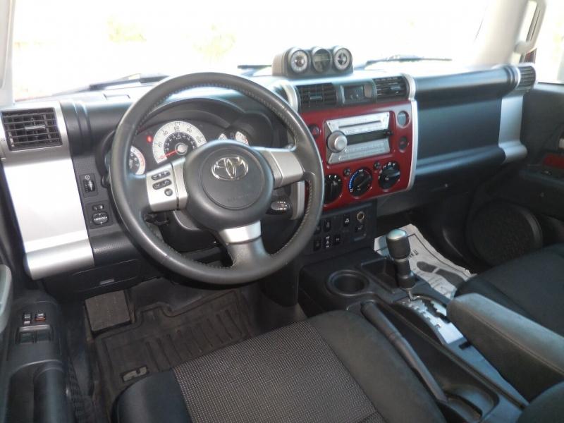 Toyota FJ Cruiser 2008 price $20,995